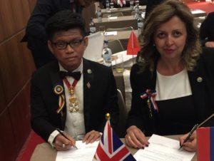 04.05.2019. Potpisan Sporazum o razumevanju sa Asocijacijom Britanskih inovatora i pronalazača