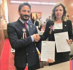 04.05.2019. Sporazum o razumevanju sa OFEED Maroko